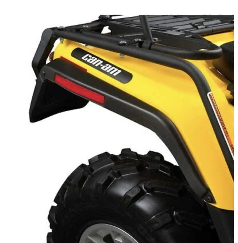Can-Am Mudguard Kit For Outlanders