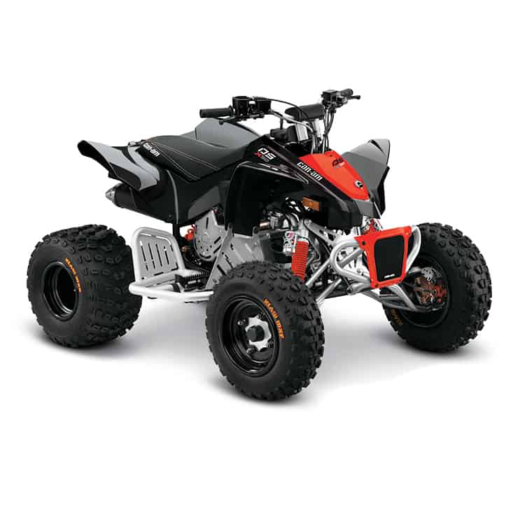 Friday's Jet Skis Atv Can Am 2018 Can-Am DS 90X