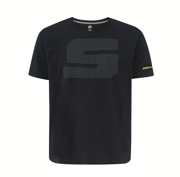 Buy Seadoo Black Sea-Doo Logo Tee
