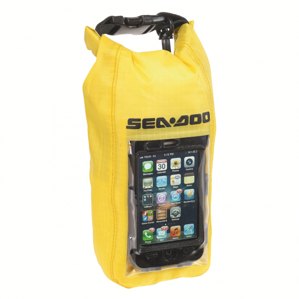 Buy Yellow Sea Doo Perth Jet Ski Dry Pouch With Phone Case