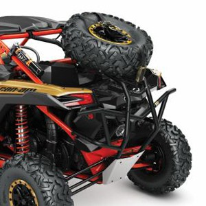 Quad Bikes For Sale Maverick X3 Rear Cage Extension Black