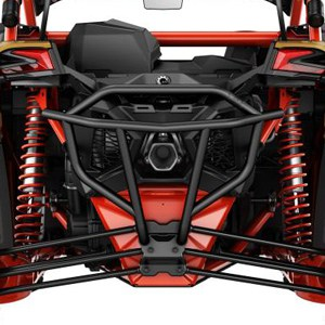Can Am Quad Bikes For Sale Maverick X3 Lonestar Racing Rear Bumper