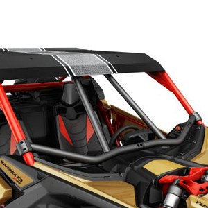 Dirt Bikes Perth Maverick X3 Lonestar Racing Front Intrusion Bar Powder Black