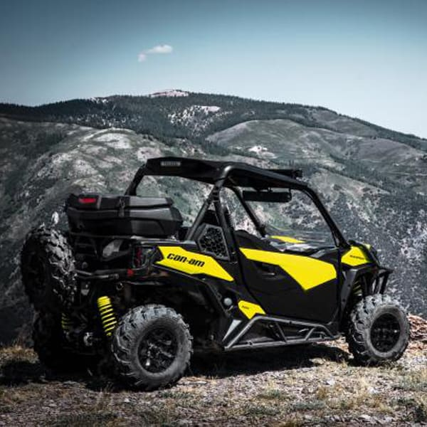 The Best Places to Take Your Can-Am in Perth