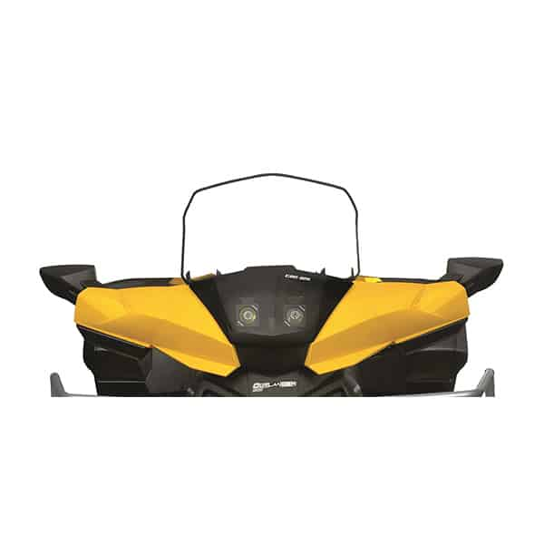 Deluxe Fairing kits - Yellow