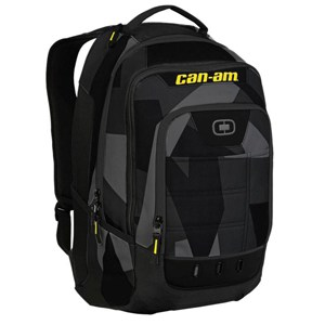 Black Carrier Backpack Can Am Parts