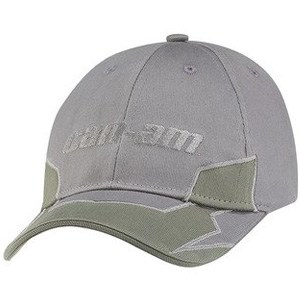 Can Am Parts Team Cap Grey