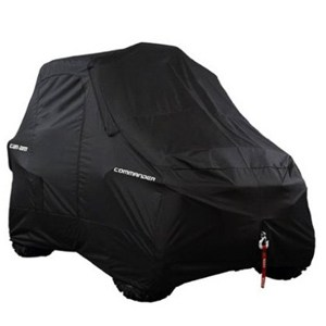 Black Can Am Parts Can Am Trailering Cover