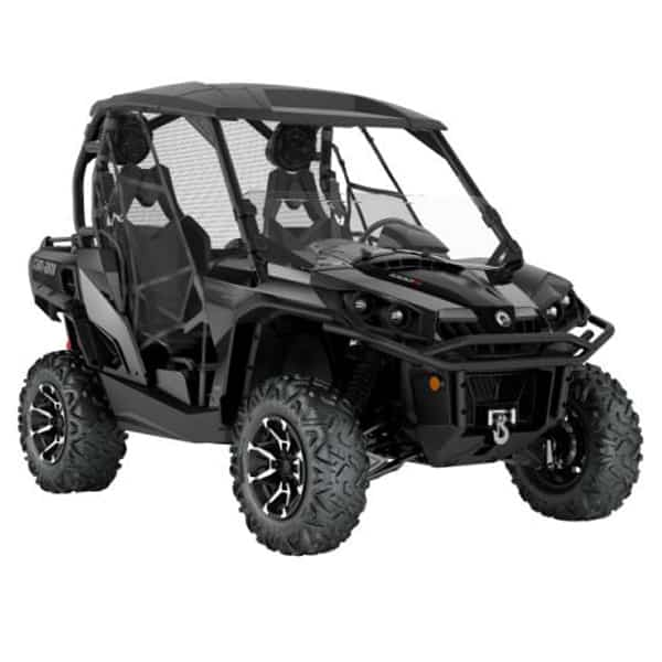 Black Can Am Buggy
