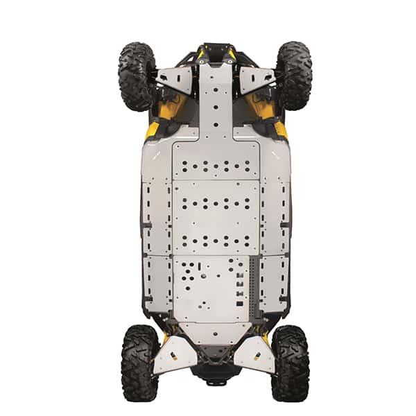Can Am Maverick x3 Complete Skid Plate Protection Kit
