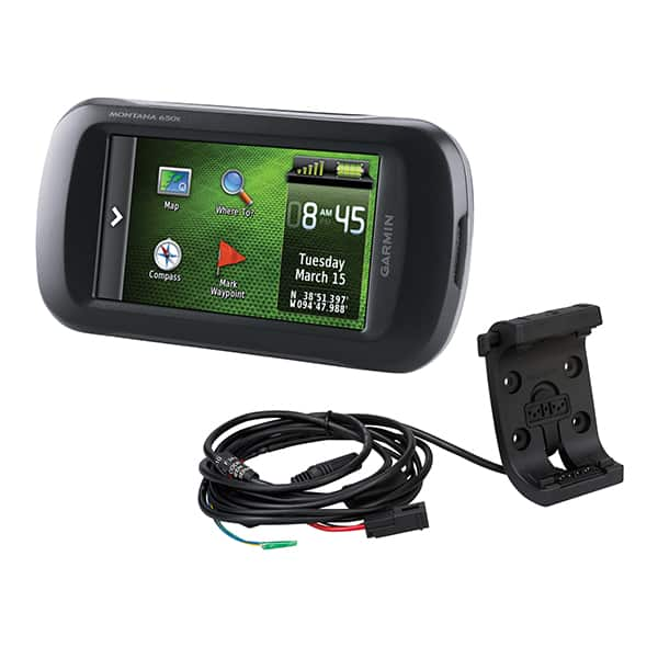 Can Am ATV Perth For Sale Garmin Montana 680T GPS