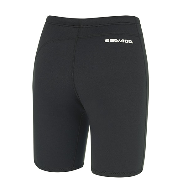 Seadoo For Sale Ladies' Neoprene Riding Shorts Rear View