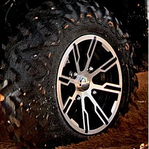 "Can Am Atv For Sale Limited 14"" (36 cm) Rim Front Commander, Maverick"