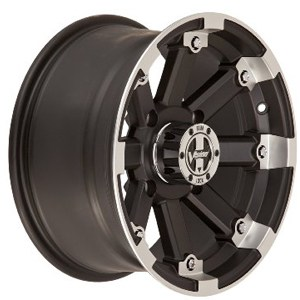 "Can Am Perth Lockout 393 14"" Rim Front By Vision"