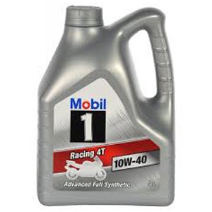 Sea Doo Australia Mobil 1 Racing 4T 10W-40 Fully Synthetic Oil - 4 Litre
