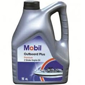 Seadoo Jet Skis Mobil Outboard Plus 2 Stroke Engine Oil - 4 Litre