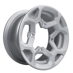 Atv Can Am Silver Outlander Rim Front