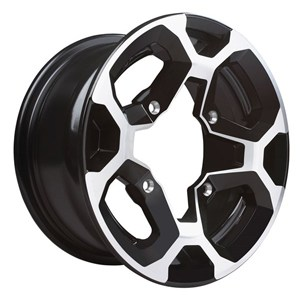 Dirt Bike Shops Sells Perth Black And White Outlander XT Rim Front