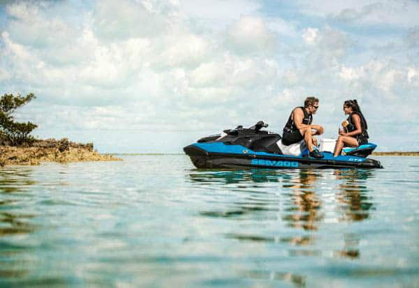 Sea-Doo Fish Pro – Purpose-Built for Fishing