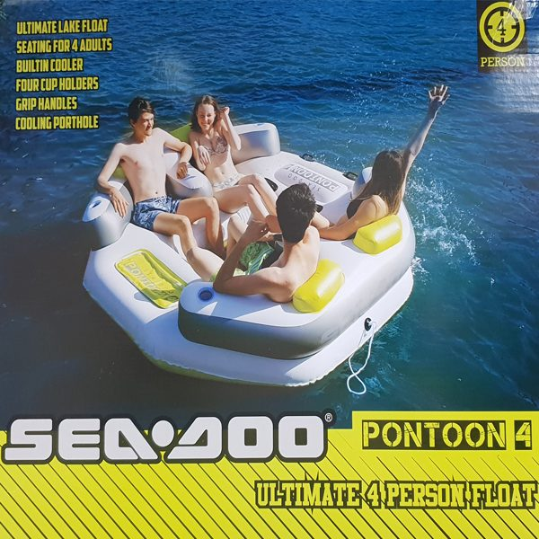 Sea-Doo Inflatable Pontoon