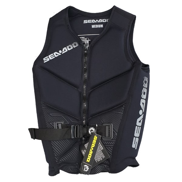 Seadoo Jet Skis X-Team Life Jacket Black