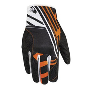 Buy Sea Doo Attitude Full Finger Gloves Orange