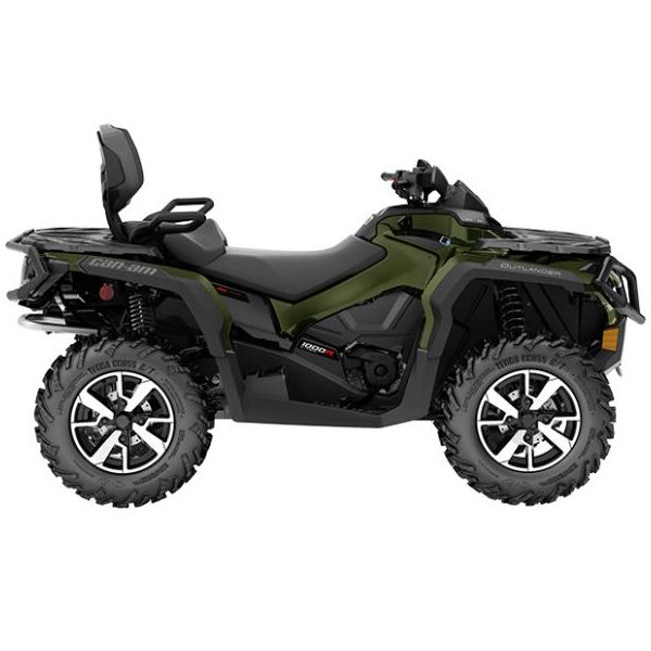 Can-Am ATV sales