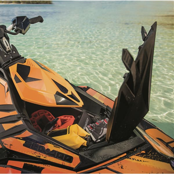 Sea Doo Spark Buy Jet Ski For Sale Perth Front Storage Bin