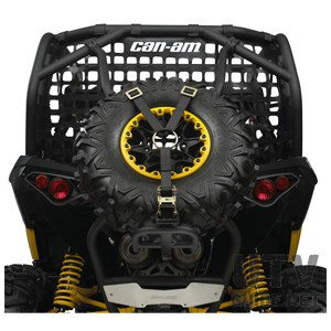 Can-Am SSV Baja Spare Tyre Holder