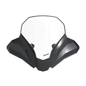 Black Can Am Parts High Windshield Kit
