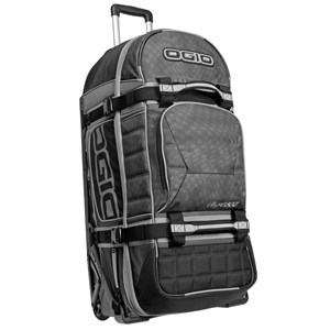 Seadoo Jet Skis Black OGIO 9800 Black Stealth Gear Bag