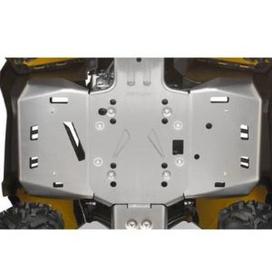 Can Am Parts Footwell Protector Plates