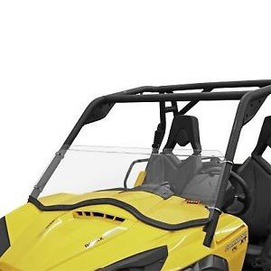 Can Am Parts Half Windshield