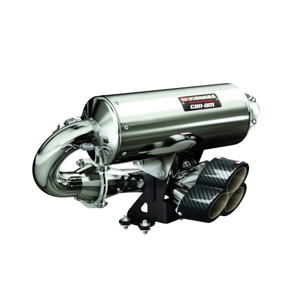 Can Am Parts Can Am SSV Yoshimura Slip-On Exhaust