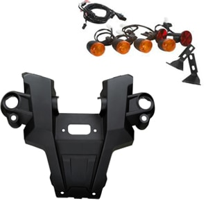Can-Am Flasher and Horn Kit