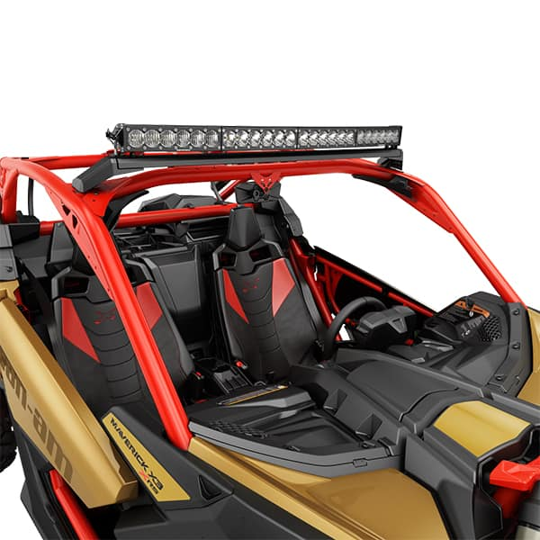 Red and Black Can Am Buggy