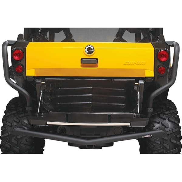 Yellow Can Am Bumper