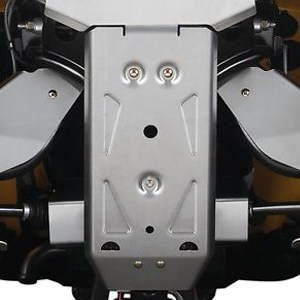 Can Am Parts Rear Skid Plate