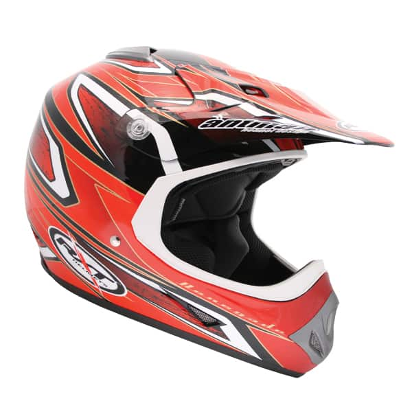Buy Red Helmet For Sale