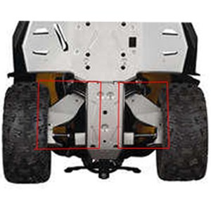 Can Am Parts Trailing Arm Protectors