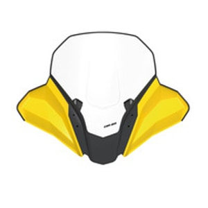Can-Am High Windshield Kit