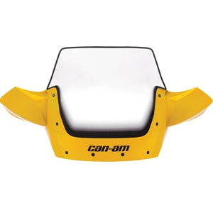 Can Am Perth Yellow High Windshield Kit