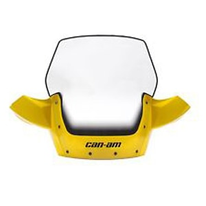 Can Am Atv For Sale Yellow Can-Am Ultra High Windshield Kit