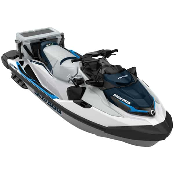 2021 Sea-Doo Fish Pro w/ Audio White