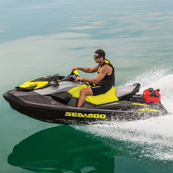 Sea Doo GTR 230 Riding Jet Ski Finance