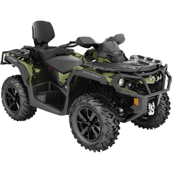 Outlander 650 XT MAX Green, can am buggy