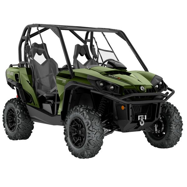 Commander XT Quad Bikes Perth