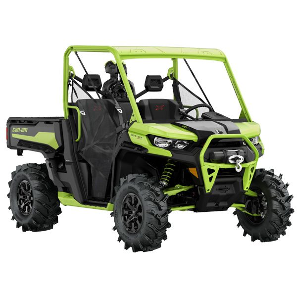 Defender HD10 XMR ATV Perth