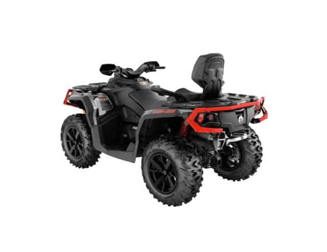 Friday's Jet Skis Can Am Dealers 2019 CanAm Outlander 650 MAX XT