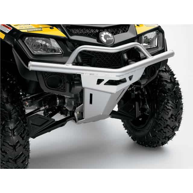 Atv Perth Dealers Outlander X xc Front Pre-Runner Bumper And Tire View